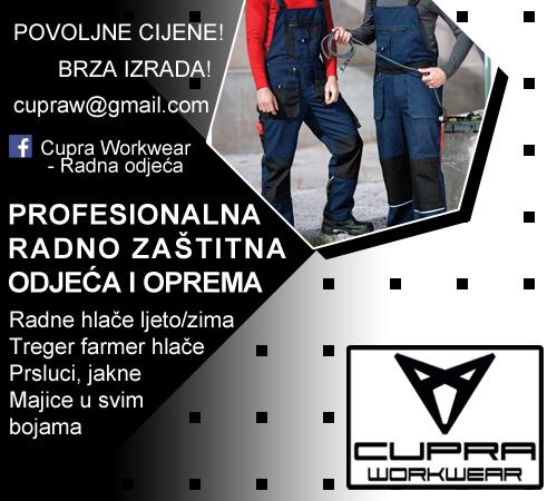 Profesionalna radno zaštitna odjeća i oprema